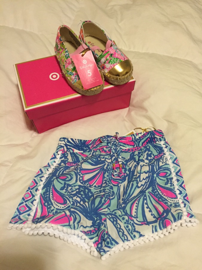 It's here: #LillyForTarget